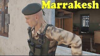 Hitman Army Base - Episode 3 Marrakesh
