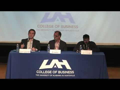 Spring 2014 Entrepreneurs Roundtable - Tomorrow's IT - A Focus on IT Entrepreneurs
