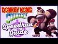 How To Speedrun Donkey Kong Country - Beginner's Guide
