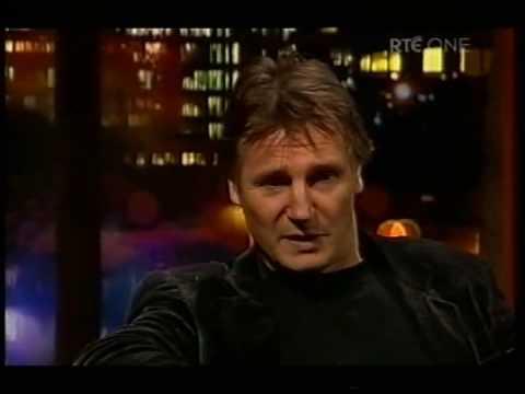 Liam Neeson & James Nesbit on Tubridy Tonight part...
