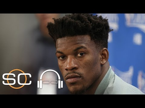 Jimmy Butler Begins New Chapter With Timberwolves