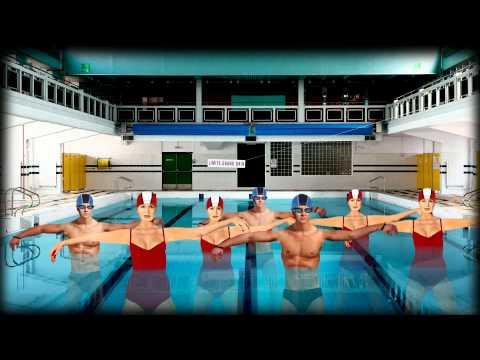 """MENSCH """"Swim Swim"""", une proposition de V. Keaton"""