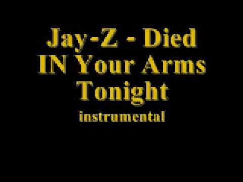 Jay-Z- Died In Your Arms(ISTRUMENTAL) w/ hook