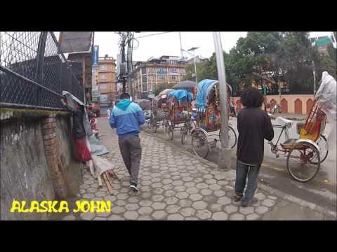Kathmandu Nepal Walks