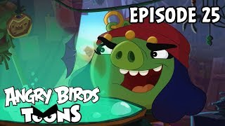 Angry Birds Toons | Pig Possessed - S2 Ep25