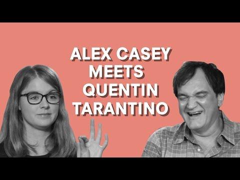 Quentin Tarantino on the Women of Tarantino Films