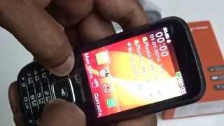 Micromax X352 3000mAh marathon Battery Mobile Unboxing Video
