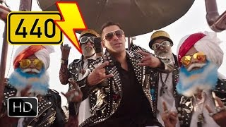 440 VOLT Video Song | Salman Khan | Anuska Sharma | Mika Singh | Sultan Song Review
