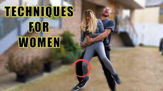 Simple Hacks for women Self defense