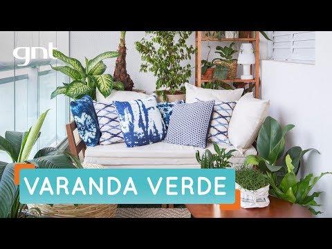 Como montar uma área verde em casa | Jardinagem | Decora | Maurício Arruda