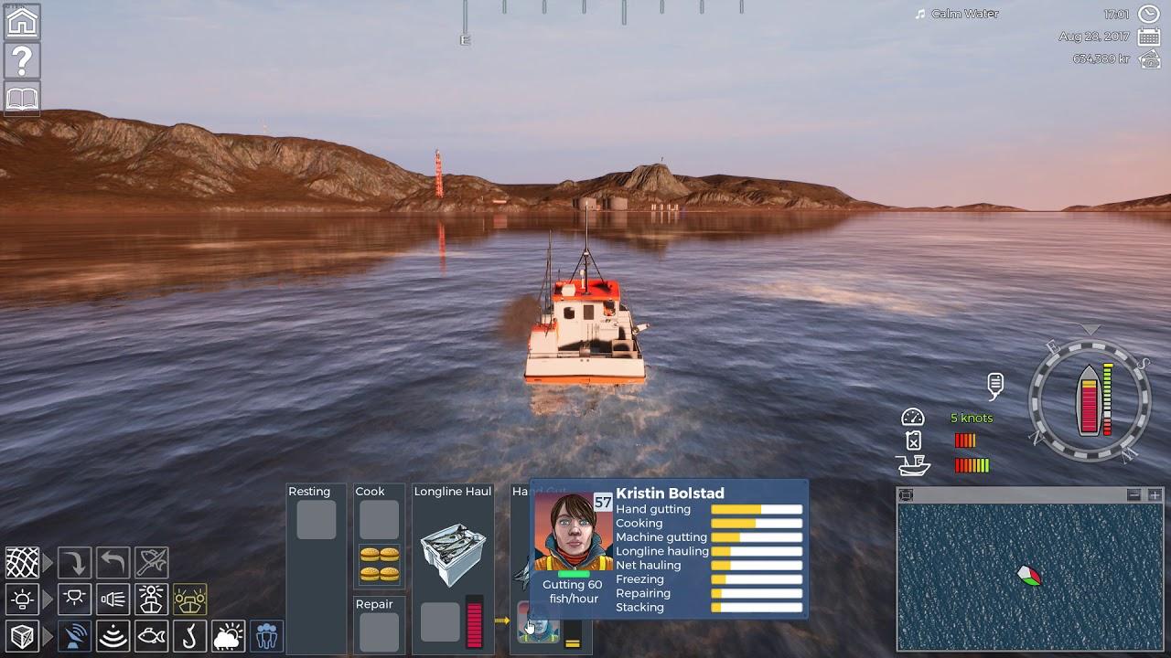 Fishing Barents Sea Crew Member Stamina Youtube