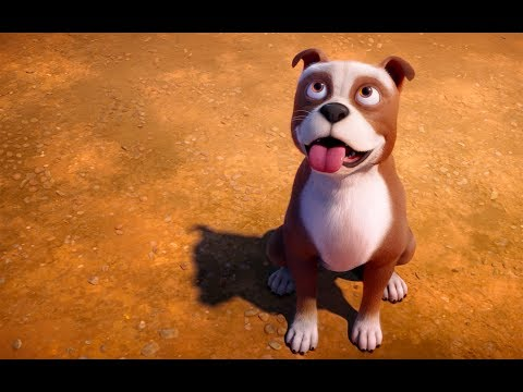 SGT  STUBBY: AN UNLIKELY HERO –Now Playing