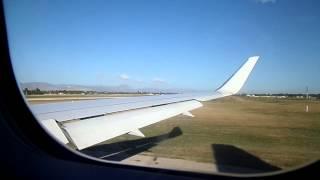 Boeing 767-300 Taxi & TakeOff Toussaint L