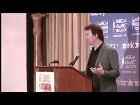 Purpose and the Universe by Sean M. Carroll, Ph.D (with HD slides) at the 2013 AHA Conference
