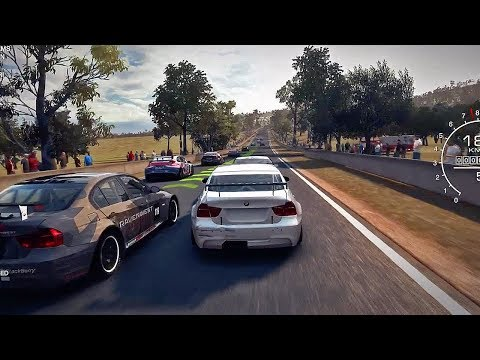 GRID Autosport - 1.2.4 CONSOLE LEVEL GRAPHIC UPDATE - iPhone Xs Max TRUE HD Gameplay