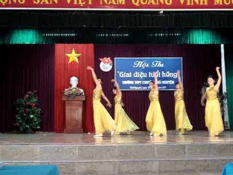 giai dieu tuoi hong - Lien khuc