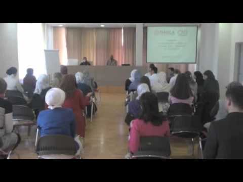Jasser Auda - Q and A on Women in the Islamic Law, Bosnia - P4