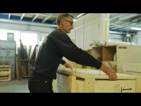 Momart Ltd Fine Art Packing