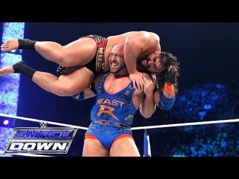 Ryback vs. Rusev: SmackDown, April 23, 2015