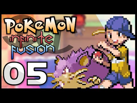 Pokémon Infinite Fusion - Episode 5 | Top Percentage Rattata!