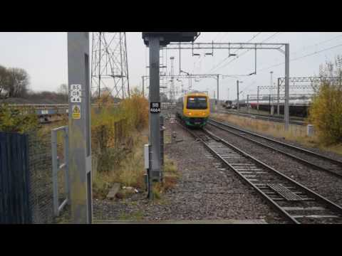 class323 pass bescot  work  Longsight Car. M.D.  559H ZZ Soho L.M.D.