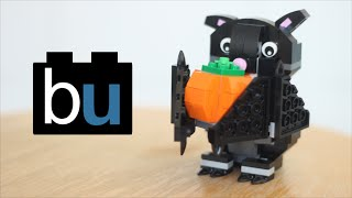 LEGO Halloween Bat Review 40090