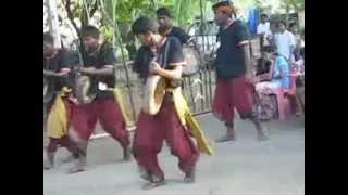 folk dances of tamilnadu: thappattam