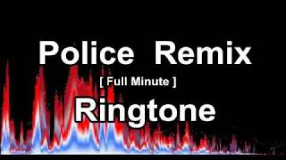 Ringtone - Police Sound Remix - Full minute