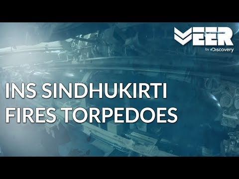 Indian Submariners E4P4 - Sindhukirti Submarine Fires Torpedoes | Breaking Point | Veer by Discovery