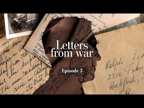Episode 4 - 1943-1944: Battles | LETTERS FROM WAR podcast | The Washington Post