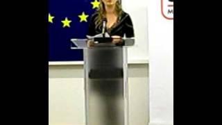 Corinna Milborn: Laudatio für Elias Bierdel