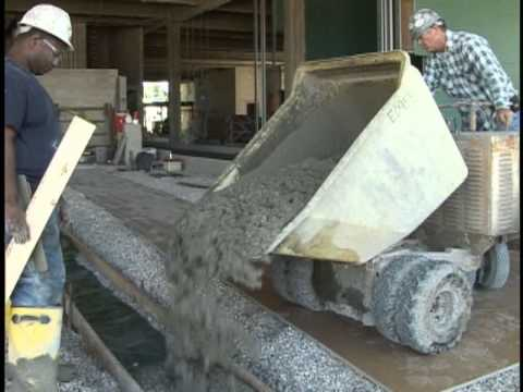 Cement Mason - What is it and how do you become one?