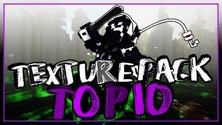 TOP 10 MINECRAFT PVP TEXTURE PACKS 8X8 NO LAG MAX FPS BOOST FPS UHC/KOHI/MCSG
