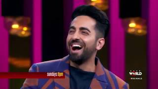 Koffee With Karan: Ayushmann and Vicky