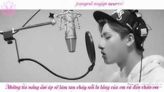 [Vietsub+Kara] Flower Cafe - Jooheon (ft. Sam Ock, I.M)