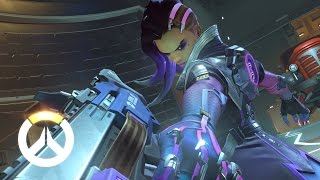 [NEW HERO – NOW PLAYABLE] Introducing Sombra | Overwatch