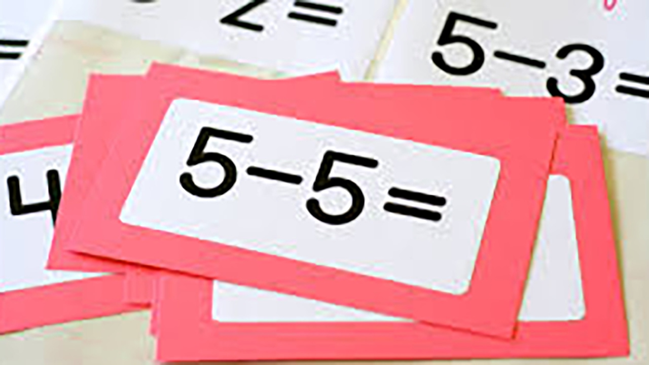 Math Flash Cards: Quick Addition and Subtraction Games