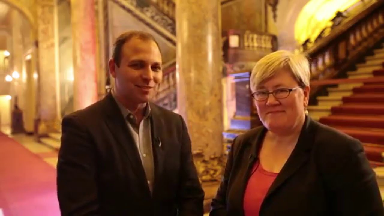 COP21 Hub Culture Paris 2015 Interview with Rachel Kyte - World Bank Group