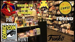 Pre SDCC Toy Hunt. Barnes and Noble gives me 2 Funko Pop Chases! Target Pikachu FUNKO POP!