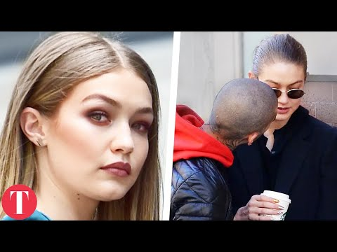 Gigi Hadid's Bumpy Relationship With Her Baby Daddy