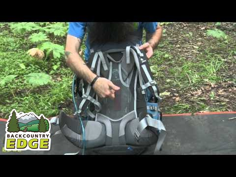 3df8573bdd7 Deuter Futura Vario 50+10 Backpack - YouTube
