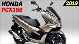 Video NEW 2019 Honda PCX150 Scooters - Announced For USA With New Design download MP3, 3GP, MP4, WEBM, AVI, FLV September 2018