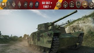 World Of TAnks O-Ho 13 Kills 6.4k Damage