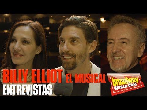 BILLY ELLIOT EL MUSICAL - Entrevistas con los protagonistas