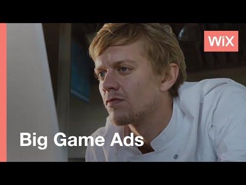 Wix.com Big Game First Spot with Jason Statham & Gal Gadot
