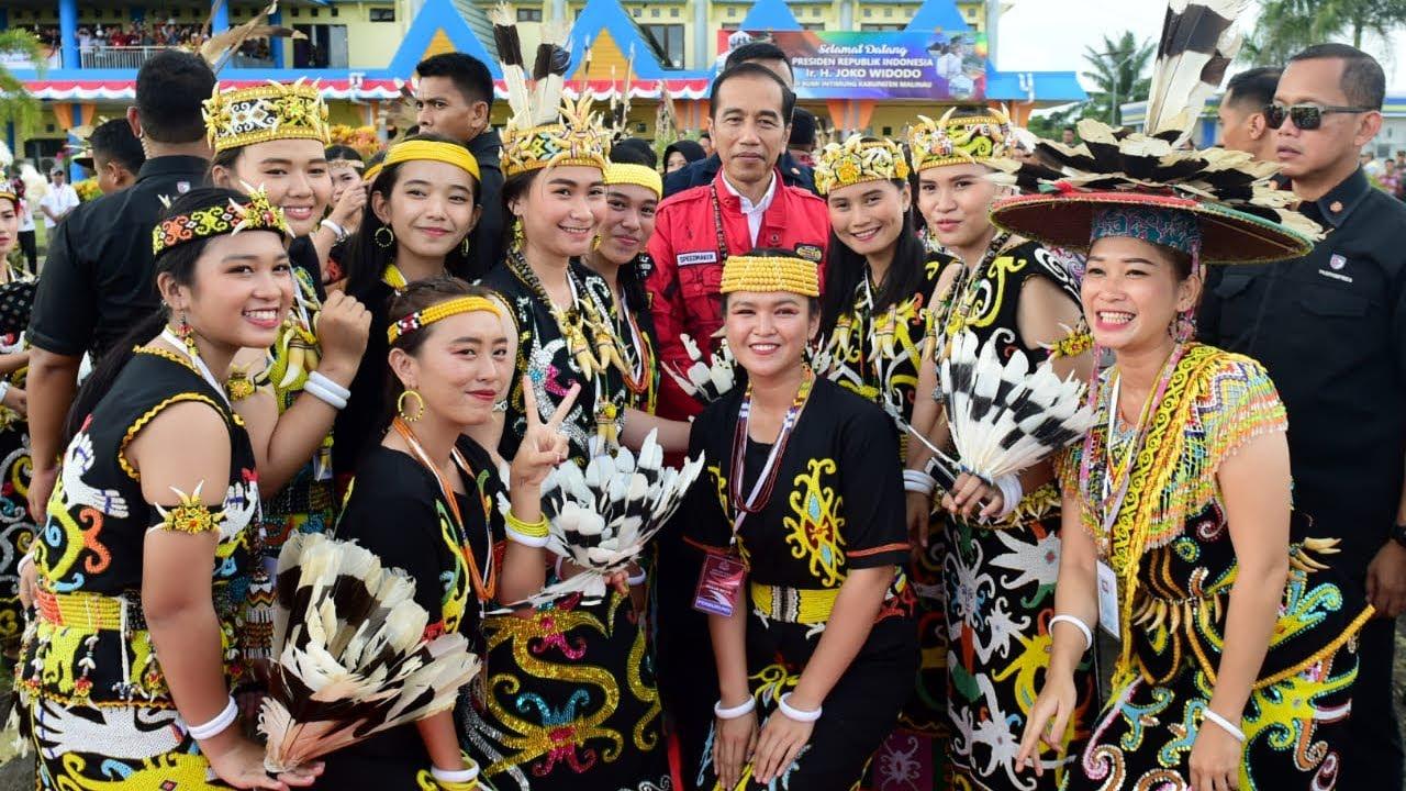 Pakaian Adat Kalimantan Utara Beserta Penjelasannya