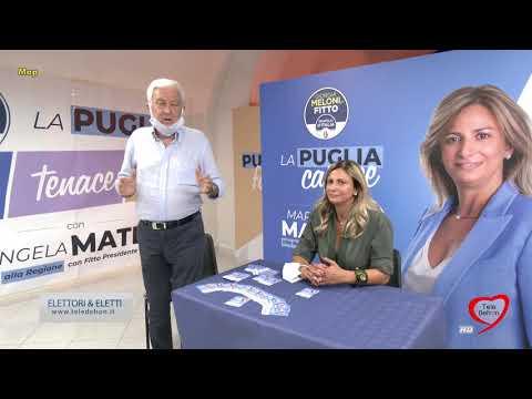 ANDRIA: MATERA E SCAMARCIO