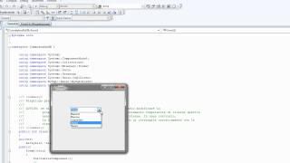 Corso C++ .NET ITA 21 Combobox con dati letti da un data base - seconda parte