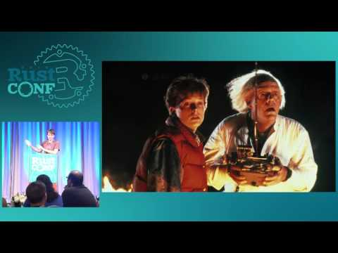 RustConf 2016 - Back to the Futures by Alex Crichton