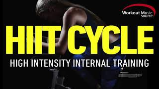 HIIT Cycle (High Intensity Interval Training)